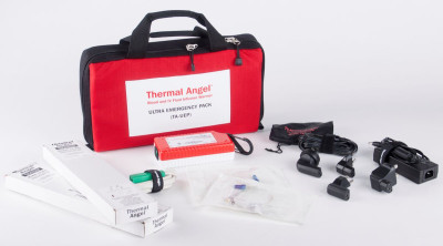 Thermal Angel Blood and IV Fluid Warmer Ultra Emergency Pack TA-UEP